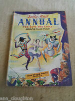 RARE Vintage Retro Book DAILY MAIL ANNUAL FOR BOYS + GIRLS Undated c. 1950s