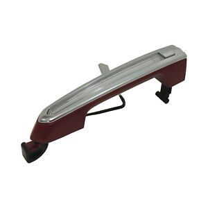 13509685 Lighted Front Door Handle Red G7E New OEM GM 2015-19 ATS CTS XTS