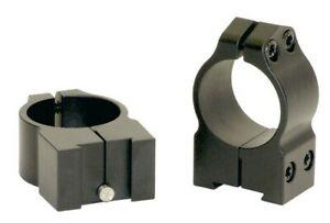 Warne Maxima Scope Rings for Tikka 1 Inch Medium 1TM