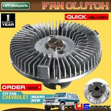 Cooling Fan Clutch for Chevrolet C/K Pickup Caprice Astro Blazer GMC Jimmy 87-95