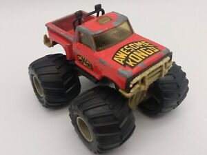 Vintage 1985 Matchbox Superchargers Monster Truck Awesome Kong II 2