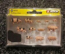 NOCH HO 15712  - Pigs - NEW