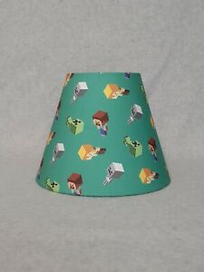 Minecraft Lamp Shade