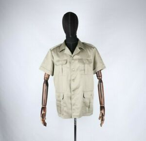 JNA YPA Yugoslav Peoples Army Officer Shirt