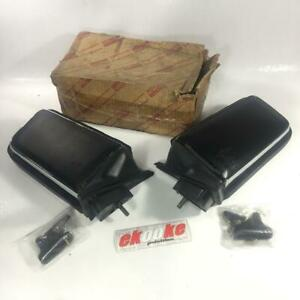 GENUINE TOYOTA CRESSIDA RX60 RX62 TX62 LX60 LX62 MX6# (RH+LH) DOOR MIRROR ASSY..