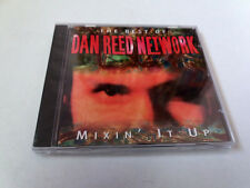 """DAN REED NETWORK """"MIXIN' IT UP THE BEST OF"""" CD 16 TRACKS COMO NUEVO"""