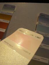 Peinture carrosserie: Base Blanc nacré Rouge = 0,5 L de fond + 0,5 L de nacre