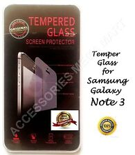 Temper Glass Anti scratch shock proof LCD Screen Protector for SAMSUNG NOTE 3