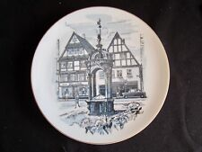 """CLASSIC ROSE COLLECTION   - 8 1/2"""" Plate   -  Rosenthal Group  -   Germany"""