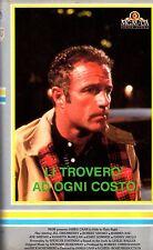 Li troverò ad ogni Costo (1980) VHS MGM James Caan, Jill Eikenberry Danny Aiello