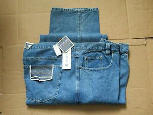 """NWT Axis Denim Men's Classic Fit Tall Denim Jeans 46T""""x 44""""  Lot #29"""