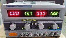 3 Channels Adjustable Dc Power Supply Triple Output 0 30v5a 5v3a Ac220v Hantek