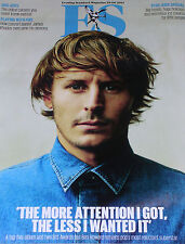 NEW BEN HOWARD JON HAMM JAMES RHODES JAMIE OLIVER ES EVENING STANDARD MAG AUG 14