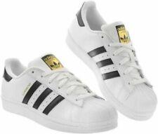 Adidas Unisex Junior Superstar Classico Scarpe Retro Scarpe da Ginnastica Bianco