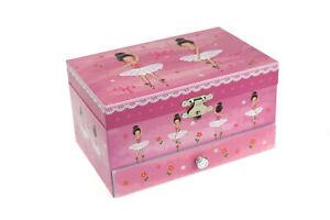 DARCEY BALLERINA HEIRLOOM MUSIC BOX