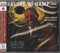 TEDDY CHARLES-SALUTE TO HAMP-JAPAN CD Ltd/Ed B50