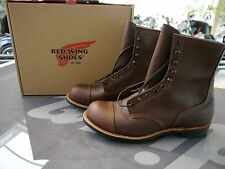 Indian Motorcycle Red Wing Men Spirit Lake Boot, Gr. 11 (44)