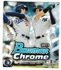 2017 Bowman Chrome - ARIZONA FALL LEAGUE - Pick Your Card - Complete Your Set *
