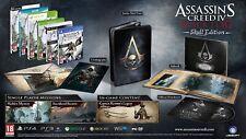 Assassin's Creed IV Black Flag Skull Edition Nintendo WII Video Game UK Release