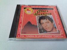 """CHICO BUARQUE """"CONVITE PARA OUVIR"""" CD 23 TRACKS"""