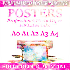 Custom Poster Printing personalised Poster prints Ikea Style Poster Sizes