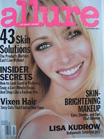 LISA KUDROW  November 2002 ALLURE Magazine