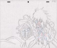 Hellsing Ultimate Anime Douga Drawing Art for Cel Alucard Animation OVA A6