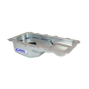 Canton Engine Oil Pan 13-780; Comp Stock Gold Iridite for Ford 4.6/5.4L MOD (2V)
