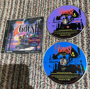 THE 7th GUEST PHILLIPS CDi CD-i FREE UK POST COMPLETE VGC