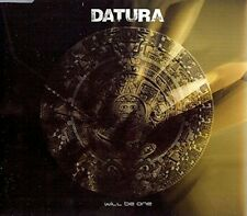 Datura Will be one (2002) [Maxi-CD]