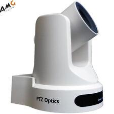 PTZOptics 20x-SDI Gen2 Live Streaming Camera White PT20X-SDI-WH-G2
