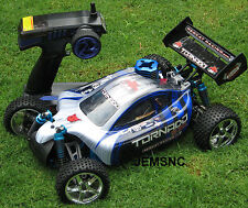 Redcat TORNADO S30 NITRO RC 4WD 2 Speed Buggy! WICKED FAST! R/C up to 60-mph!