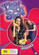 That 70's Show : Season 5 (DVD, 2011, 4-Disc Set)