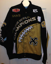 New Orleans SAINTS CHAMPIONS Jacket by GIII Size - 3XL