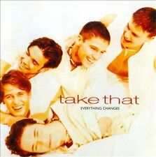 TAKE THAT - EVERYTHING CHANGES (NEW CD)