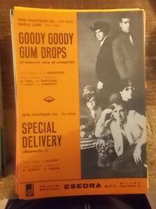 "SPARTITO 1910 FRUITGUM CO. ""GOODY GOODY GUM DROPS"" ""SPECIAL DELIVERY"""