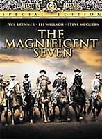 The Magnificent Seven (Brand New DVD, Special Edition) Yul Brynner
