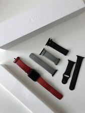 apple watch serie 1 da 42mm con 4 cinturini