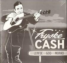 FRYSKE CASH Tribute JOHNNY CASH 2 LP Billy Benton HUNEKOP Foppe Land MONSTERTUX