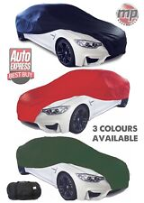 Breathable Soft Fabric Indoor Garage Showroom Full Car Cover for Porsche Boxster