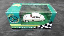 Diecast Vanguards Jaguar mark 2 1963 Bob Jane special Edition  1:43 Scale