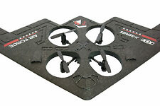 X-SERIES Air Force Stealth Bomber X32 Quadcopter 2.4Ghz 100m Radio Control 4.5ch