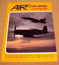 AIR Enthusiast Magazine Historic #25 Vicker Viscount Flight Refueling Junkers