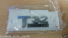 Genuine Vw Transporter T32 204 Self adhesive badge