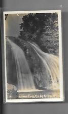 Turner Falls Davis Oklahoma - RPPC Real Photo Post Card 1950s 2 Women Swimsuits