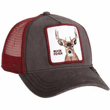 NWT Men's One Size Brown Goorin Bros Fever Trucker Hat