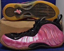 2012 Nike Air Foamposite One Polarized Pink Breast Cancer SZ 12 ( 314996-600 )
