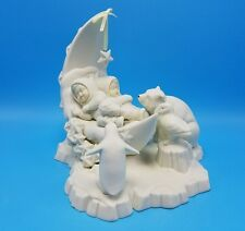 Department 56 Snowbabies Somewhere in Dreamland 1993 gold tag special ed NEW NIB