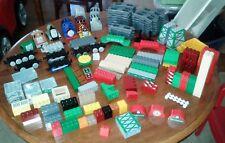 182pc HUGE Mixed Lot Lego Duplo Thomas & Friends Train Sets