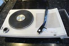 Rare Vintage DECCA DP152 Portable Record Player / radio